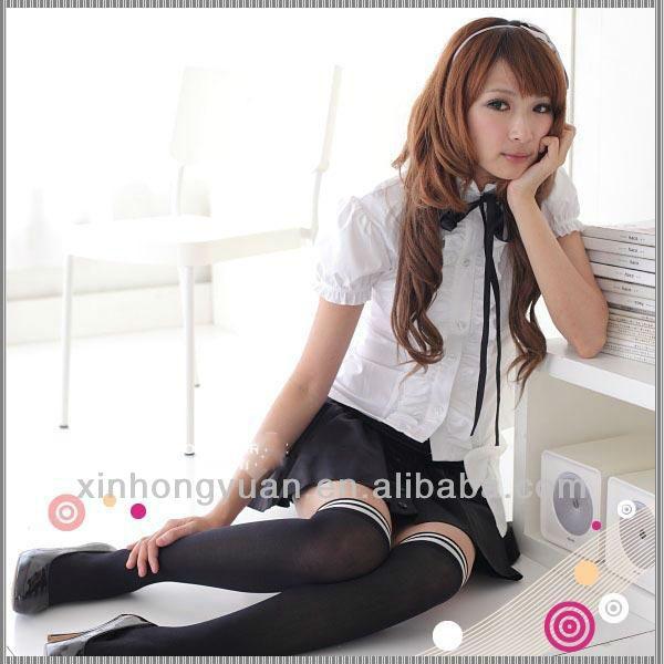 Sex School Girls Uniform/ Japanese High School Uniform - Buy Japanese High  School Uniform,Young Girl Sexy School Uniform,Japanese Cosplay School Girl