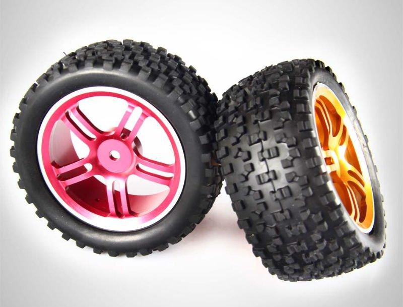 New Design 1/10 Off -road Rc Car Alloy Wheel Rim