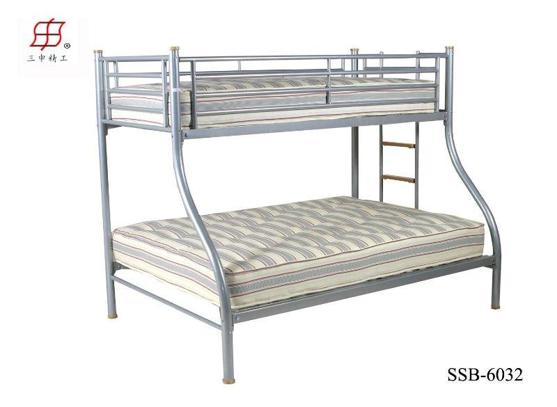 Mordern Metal Frame Double Deck Single Bunk Bed Buy