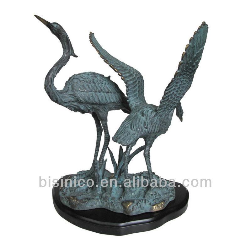 Art Nouveau Bronze Sculpture Bronze Eagles Statue Home Decoration Art