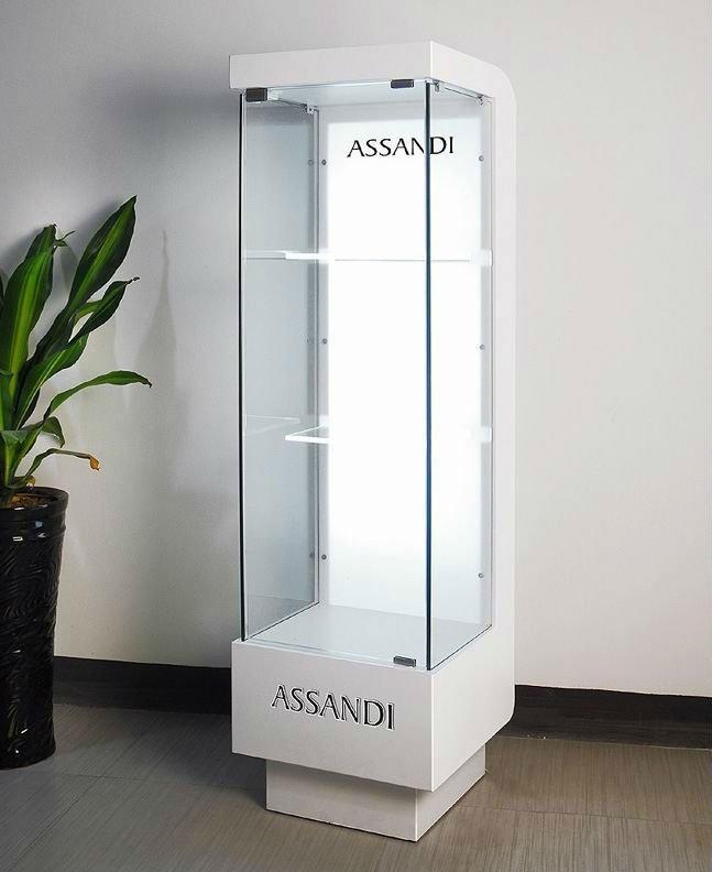 Exhibition Stand Wine : Jewelry wall showcase buy aluminum