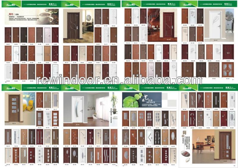 Cheap pvc door frame buy pvc door frame shower door for Cheap pvc door