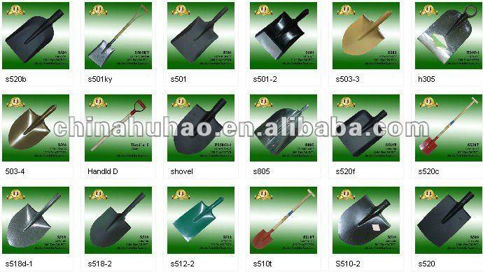 Common Garden Hand Tools Of Farm Hand Digging Shovel Tools Decorative Tool Small