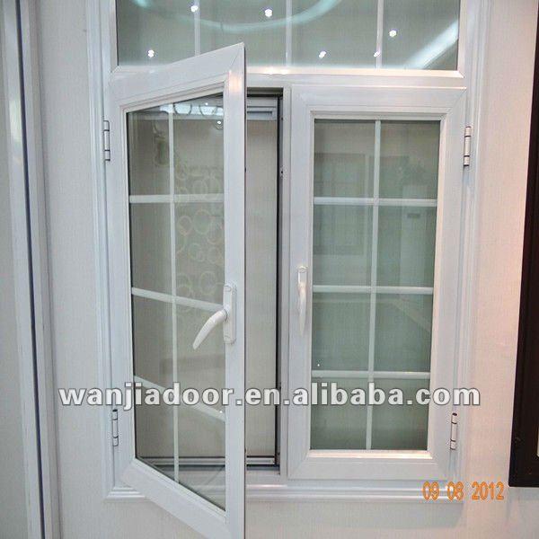 nuevo diseo de marcos de ventanas de aluminio con vidrio esmerilado