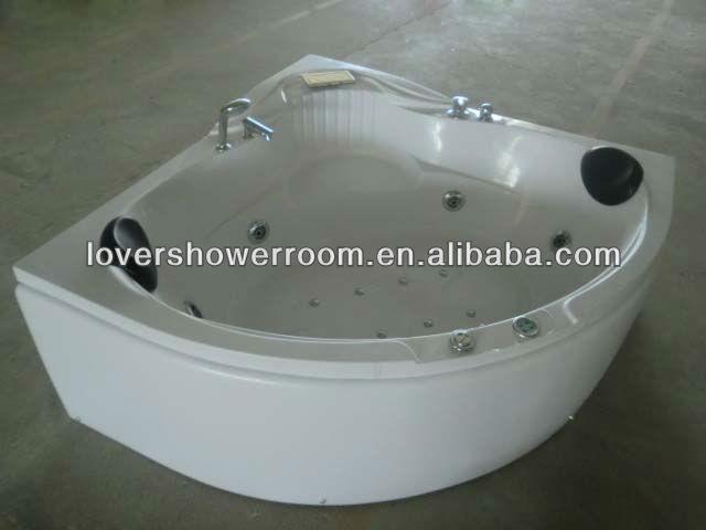 Badkamer Met Whirlpool : Fabrikant badkamer hoek whirlpool massage bad hot tub voor volwassen