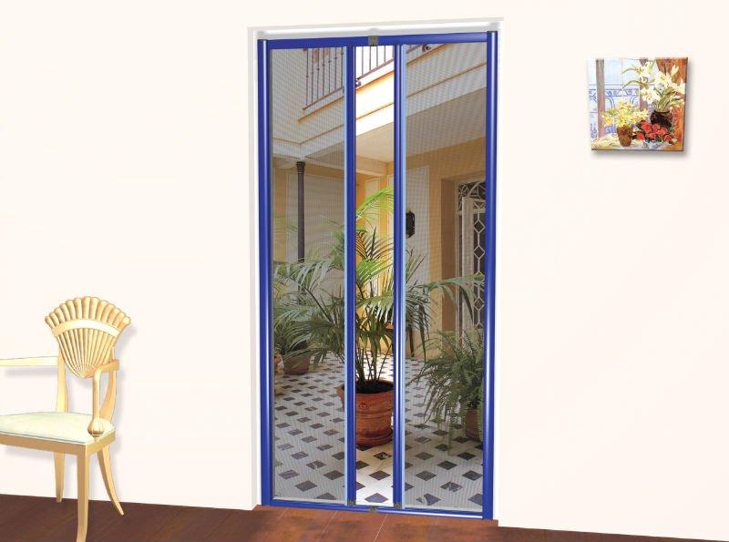 Door insect curtain curtain menzilperde net for Roller fly screens for patio doors
