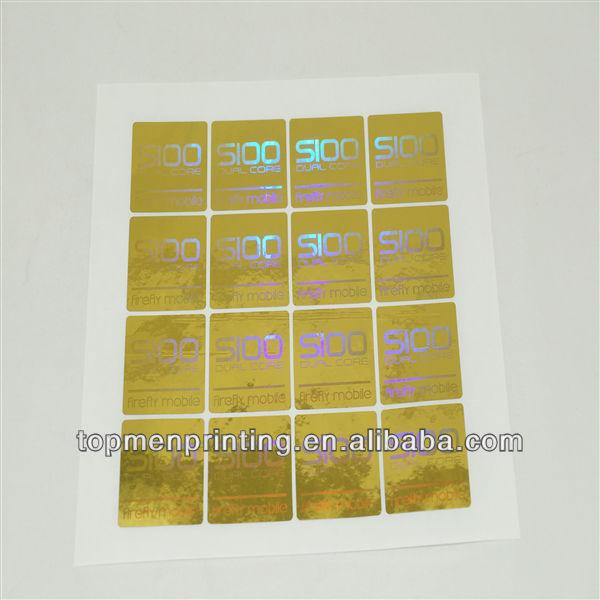 Iridescent Laser Cut Vinyl Stickers Custom Cartoon Laser Sticker - Custom vinyl stickers laser cut