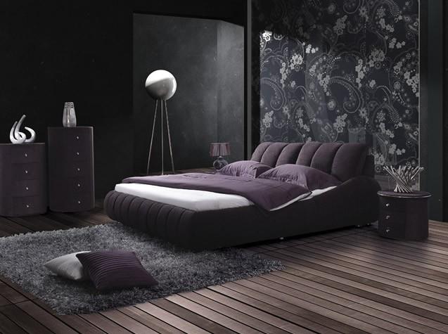 Nuevo Modelo Muebles De Dormitorio Barato Tamaño Completo Camas Para ...
