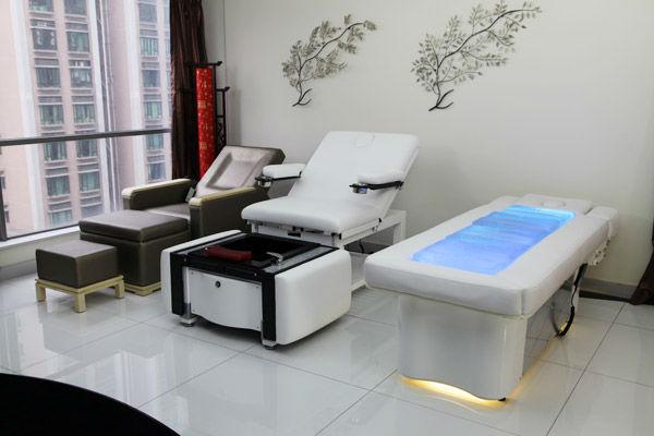 Luxury Electric Foot Spa Pedicure Chair Buy Luxury Spa
