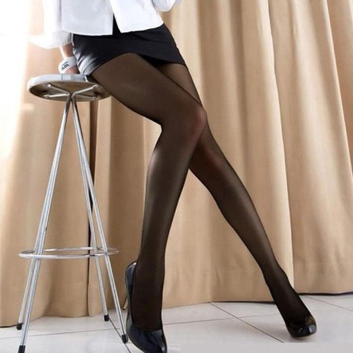 Sexy nylon panty tubes