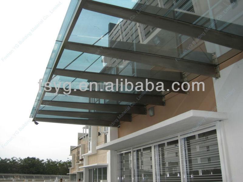 Outdoor Front Door Canopy Roof Buy Glass Roof Metal