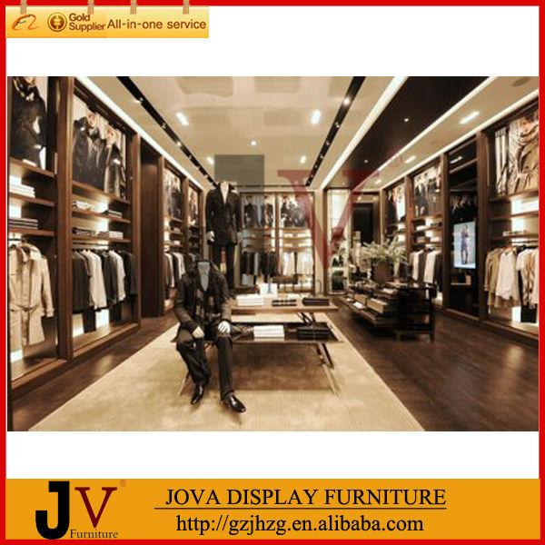 Brand Name Clothing Store Display Shop Furniture Garment Display