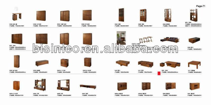 Malaysia Solid Wood Bedroom Furniture Storage Bed Solid Wooden Furniture Set Graceful Wooden