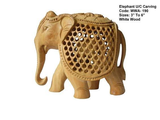 Wooden Elephant Statue Buy Wooden Elephant Statue