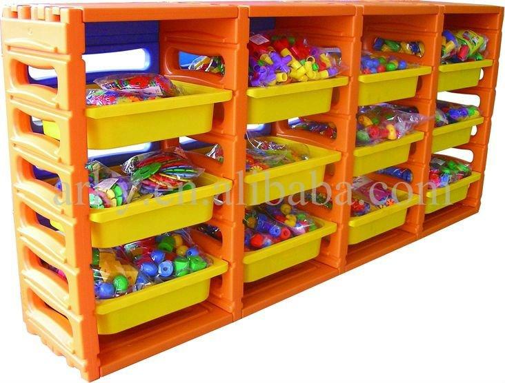 Estantes para juguetes finest estanteras para libros y - Estantes para juguetes ...