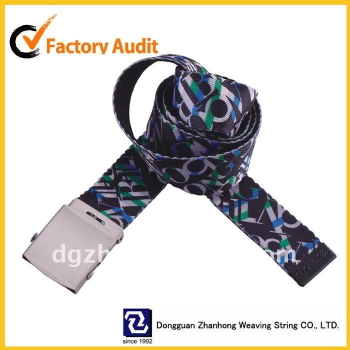 Fabrics Elastic Nylon Belts Manufacturer 4