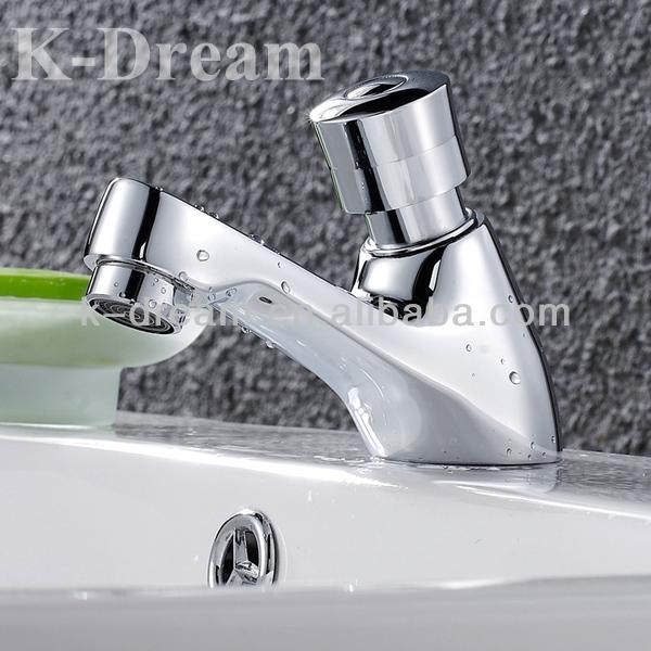 Fancy Bathroom Push Type Public Use Sink Faucets,Water Faucet Kd ...