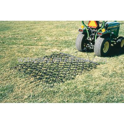 Lawn Tractor Mounted Harrow Rake Buy Garden Tractor