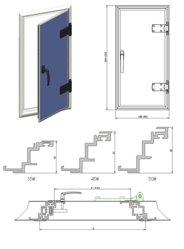 Door For Air Handling Unit Buy Air Handling Unit Size