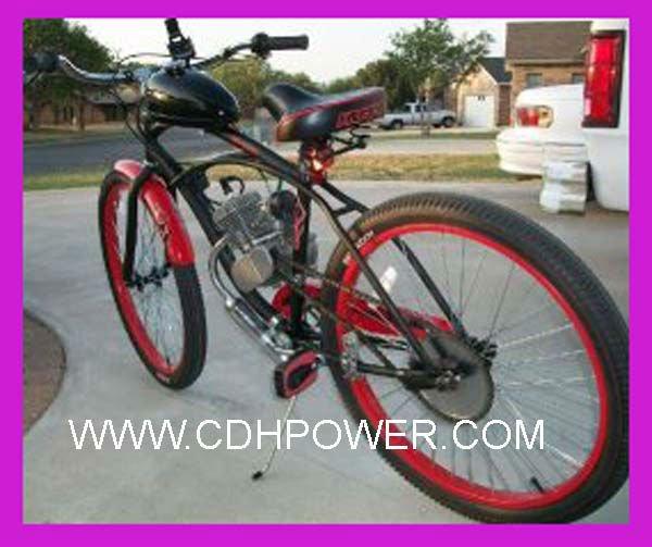 80cc Motorized Bicycle Engine Kit/ Motorized Push Bike Engine Kit ...