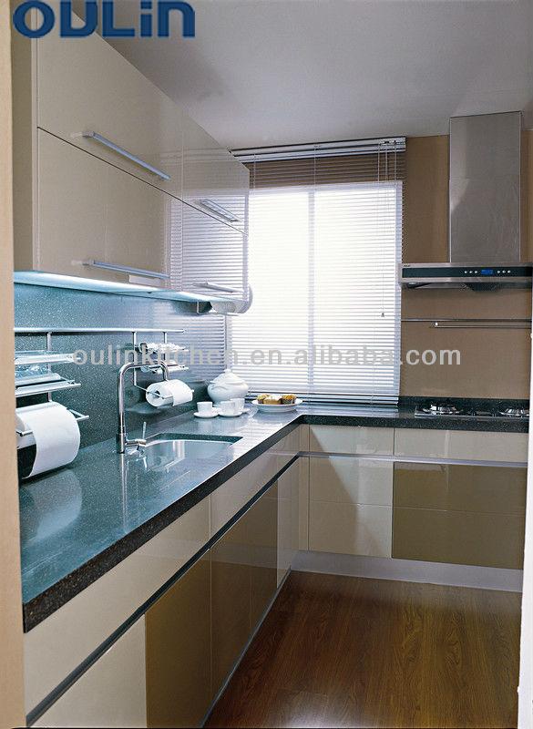 Compact Kitchen Kabinet Untuk Apartemen Kecil