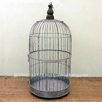 decorativas al por mayor jaulas de alambre de aves
