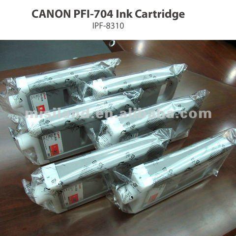 Canon Original Pfi-704(700ml) Ink Cartridge For Canon Ipf8300 ...