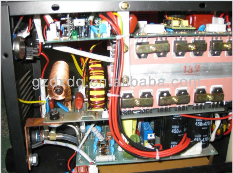 Dc Inverter Ws-200 Tig/mma Welder