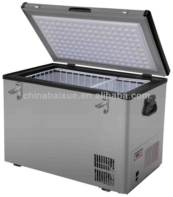 Rv Freezer/portable Car Freezer D/c-60acdc Dual Zone Ac Dc