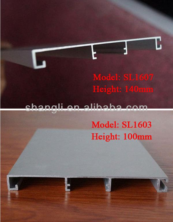 Aluminum Corner Angle Joint For Kitchen Cabinet Skirting ...