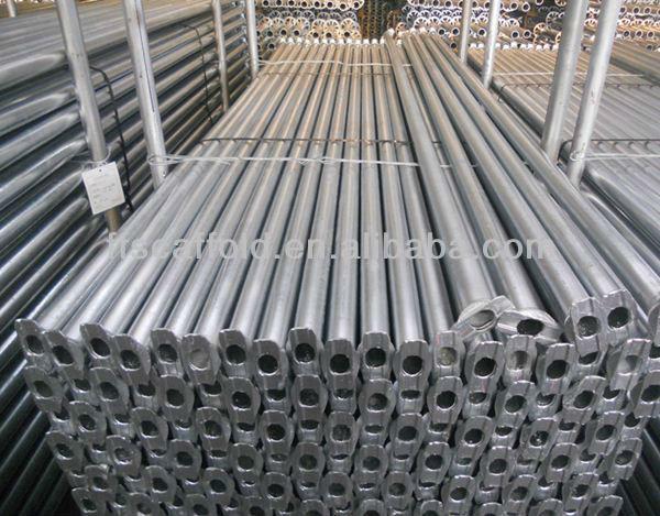 Construction Scaffolding Types : Cuplock type construction scaffolding material buy