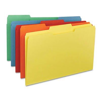 Manila Folder 3 Tab View Manila Folder Three Color Stone