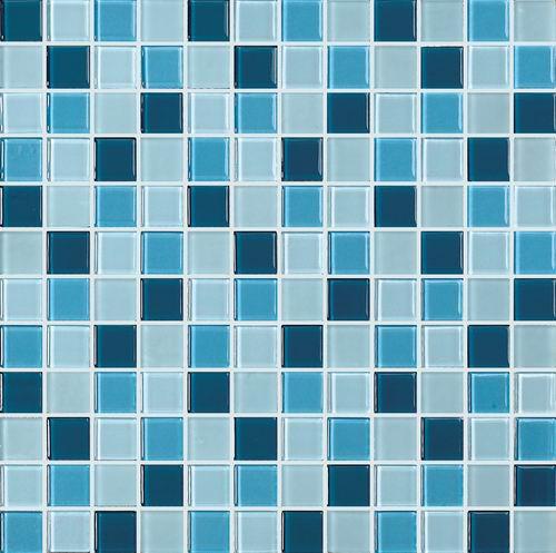 Thin Slate Crystal Marble Mosaic Floor Tiles Supplier In