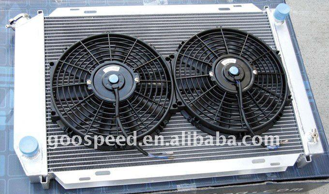 Electric Radiator Cooling Fan 8 10