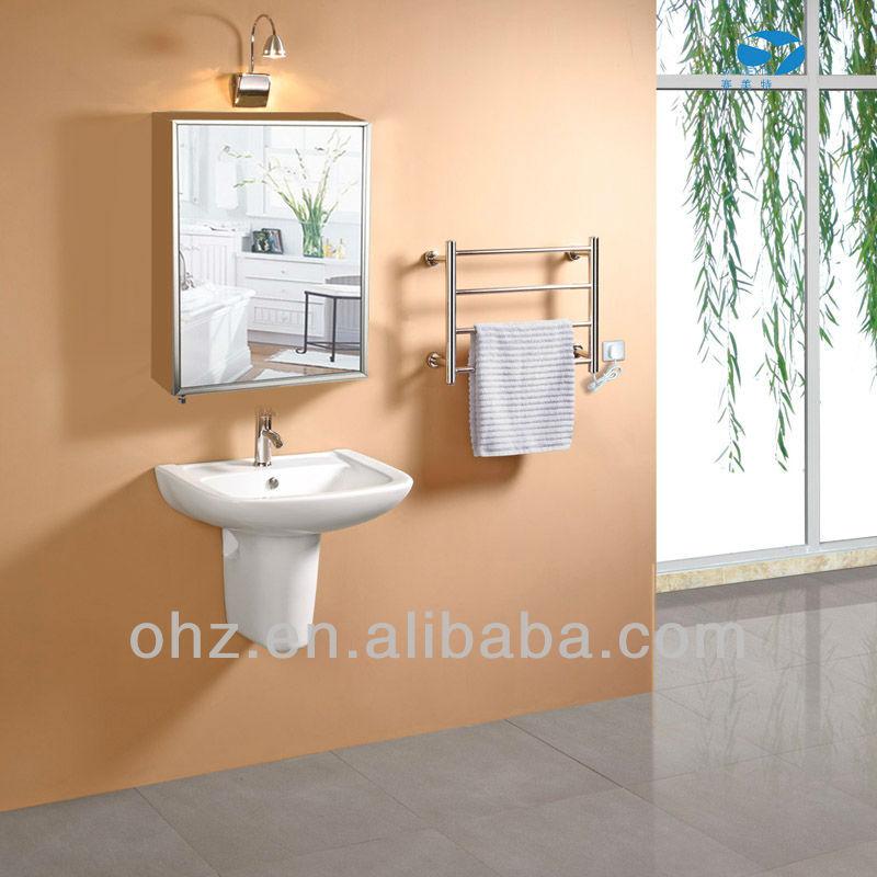 2016 high quality prize cheap fashion mirror cabinet 7016r