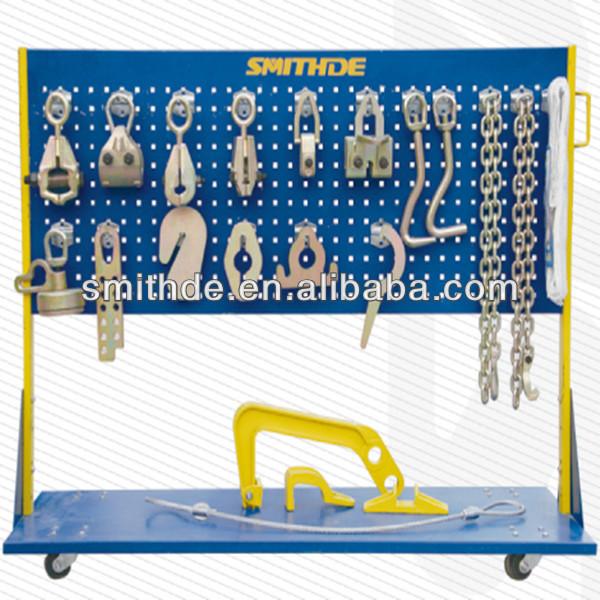 rack frame machine