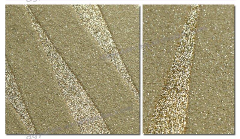 Pareti Glitter Oro : Linee moderne strutturato commerciale oro scintillio wallpaper per
