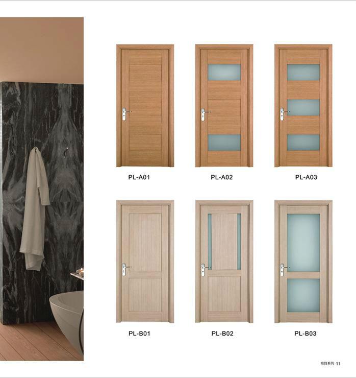 Wooden door wpc pvc doors interior doors designs buy for Room design door