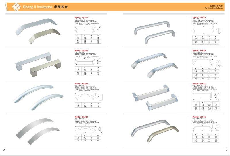 En alliage d 39 aluminium pour cuisine ustensiles de cuisine for Poignees de porte cuisine
