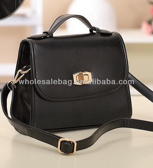 Woman Elegant Sling Bag With Long Belt Strap Ladies Cute Messenger ...