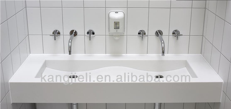 Corian Bathroom Sinks Artificial Stone Wash Basin Bathroom Sinks Handmade  Wash Basin