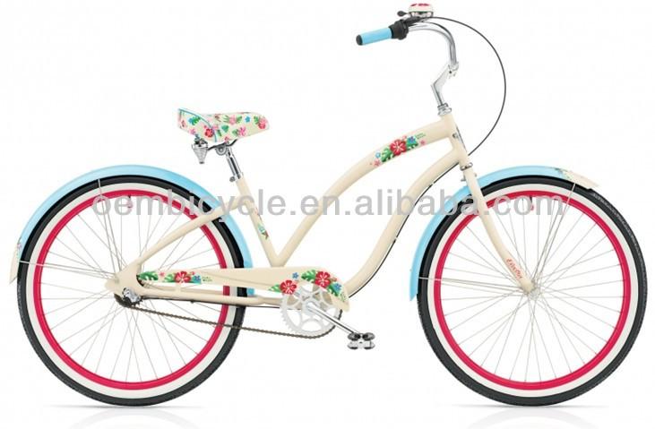 2017 New Style 20 Inch Girl Beach Cruiser Bike Buy Beach Cruiser