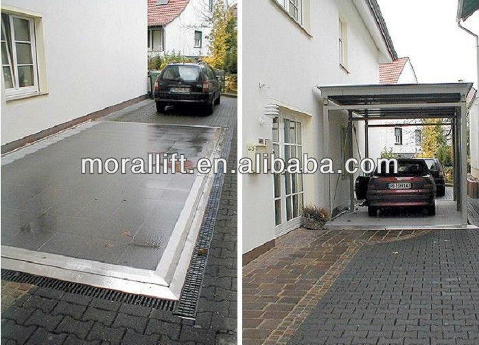 Underground Garage Cost in floor car lift/hydraulic garage underground garage cost - buy