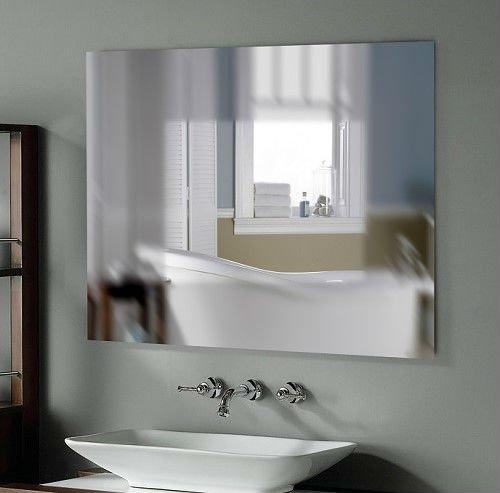 Bathroom Accessory Fog Free Mirror Heater Defogger Demister16 Years Supply For Hotels