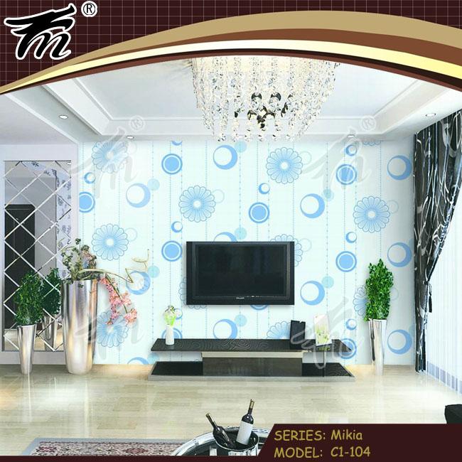 2017 Designer Wallpaper Deco Rumah Kertas Dinding