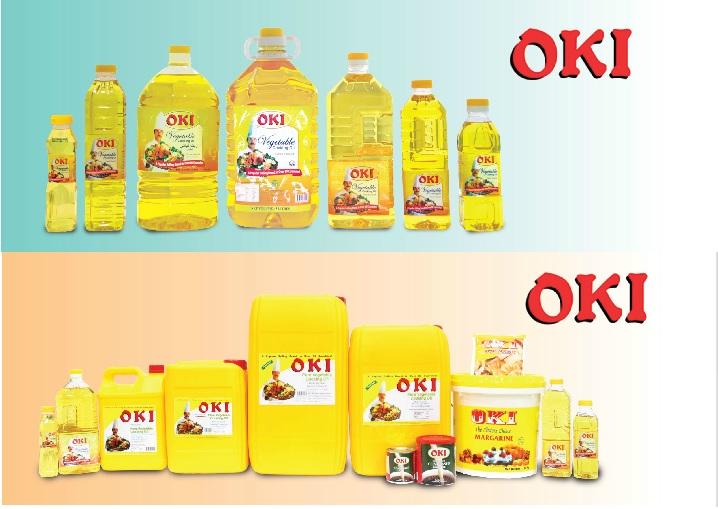 Cooking Oil (brand: Oki,Turkey,Odomse)
