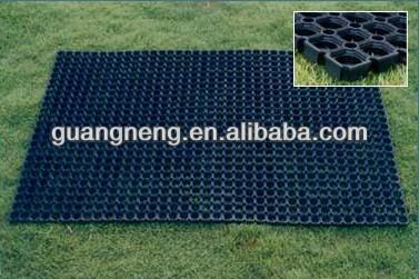 Heavy Duty Rubber Grass Mat 15m X 1m Childrens Playground Garden