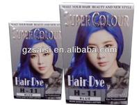 Dark Blue Crazy Color Hair Dye - Buy Crazy Color Hair Dye,Color ...