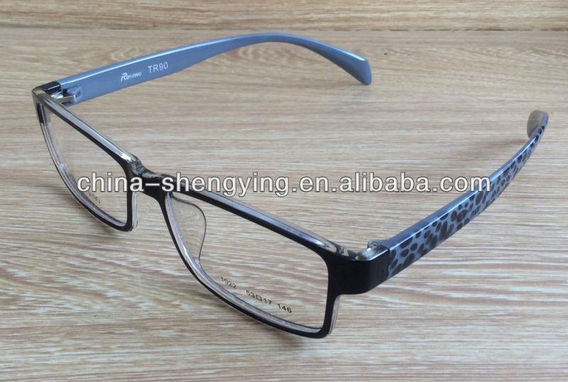 New Glasses Frames Styles 2014 : 2014 New Style Glasses Frame Tr90 Optical Frame Wholesale ...
