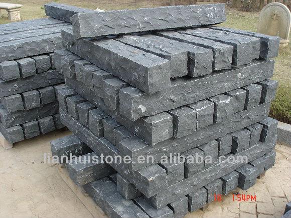 Naturel De Split Basalt Palissade Pierre - Buy Product on Alibaba.com